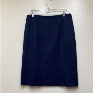 Pendleton Made in the USA Virgin Wool Pencil Skirt